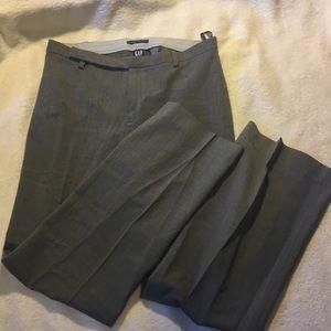 GAP stretch career pants
